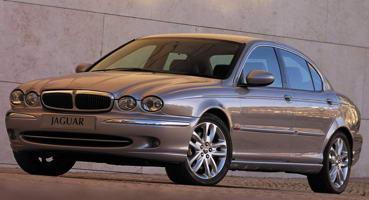 Установка ГБО на Jaguar X-Type