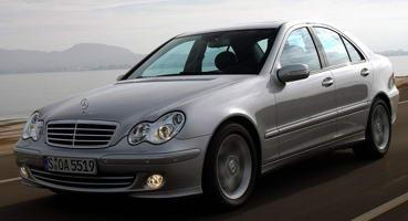 Установка ГБО на Mercedes-Benz C240