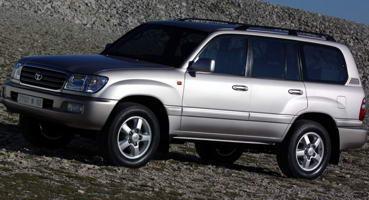Установка ГБО на Toyota Land Cruiser