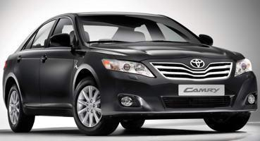 Установка ГБО на Toyota Camry VI