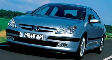 Установка ГБО на Peugeot 607
