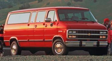 Установка ГБО на Chevrolet Van