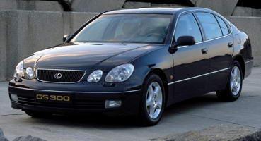 Установка ГБО на Lexus GS300