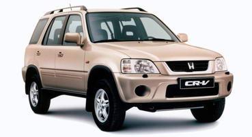 Установка ГБО на Honda CR-V I