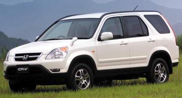 Установка ГБО на Honda CR-V II