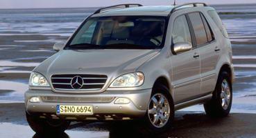 Установка ГБО на Mercedes-Benz ML 320